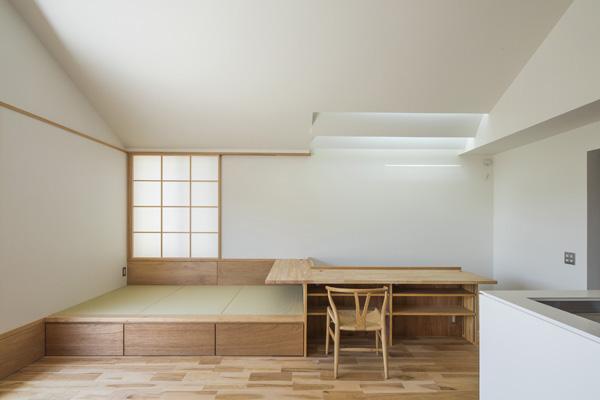 小松山の家